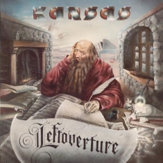 Kansas - Leftoverture -Remast-