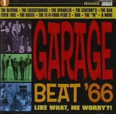 Blandade Artister - Garage Beat '66 Volume 1-Like What
