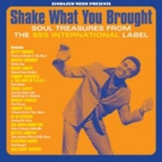 Blandade Artister - Shake What You Brought! The Sss Sou