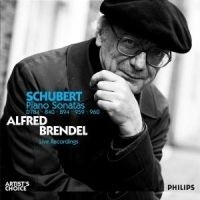 Schubert - Brendel Plays Schubert