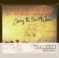 Primus - Sailing The Seas Of Cheese - Cd+Dvd