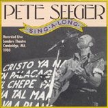Seeger Pete - Singalong-Live At Sanders The