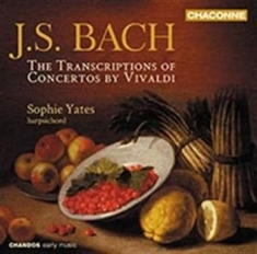 Bach - Transcriptions Of Vivaldi