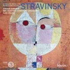 Stravinsky - Complete Music For Piano And Orches