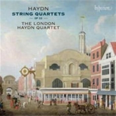 Haydn - String Quartets Op 33 (2Cd)