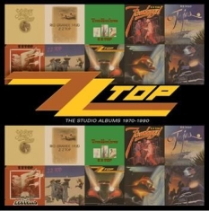 ZZ Top - The Complete Studio Albums