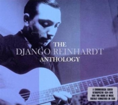 Django Reinhardt - The Anthology