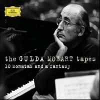 Gulda Friedrich, Piano - Mozart Tapes Vol 1