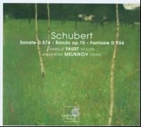 Schubert - Duos For Violin & Piano