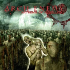Arch Enemy - Anthems Of Rebellion i gruppen Minishops / Arch Enemy hos Bengans Skivbutik AB (604895)