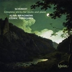 Schubert - Complete Works For Violin And Piano