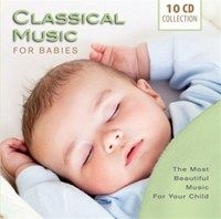 Blandade Artister - Classical Music For Babies