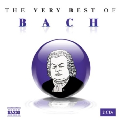 Bach - Very Best Of Bach (2Cd)