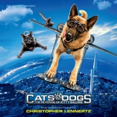 Filmmusik - Cats & Dogs: The Revenge Of Kitty G