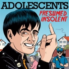 Adolescents - Presumed Insolent