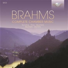 Brahms - Complete Chamber Music