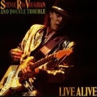 Vaughan Stevie Ray - Live Alive