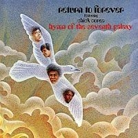 Chick Corea - Hymn Of The Seventh Galaxy i gruppen CD / Jazz/Blues hos Bengans Skivbutik AB (609145)