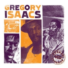 Gregory Isaacs - Reggae Legends Box Set