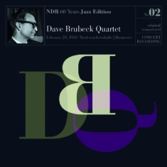Brubeck Dave - Ndr 60 Years Jazz Edition