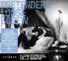 Pretenders - Loose Screw,Loose In L.A. Live (Cd+