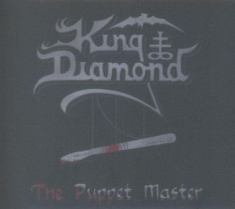 King Diamond - Pupper Master Cd+Dvd