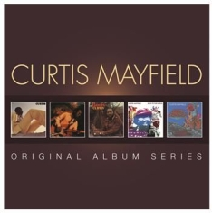 Curtis Mayfield - Original Album Series