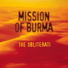Mission Of Burma - Obliterati (Cd+Dvd)