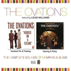 Ovations Featuring Louis Williams - Hooked On A Feeling / Having A Part