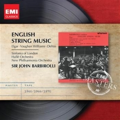 Sir John Barbirolli - English String Music