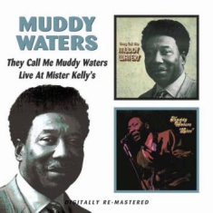 Waters Muddy - They Call Me Muddy Waters/Live At M
