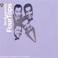 Four Tops - Soul Legends
