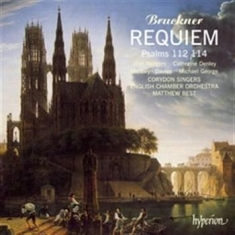 Bruckner, Anton - Requiem / Psalms 112, 114