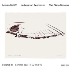 Beethoven, Ludwig Van - The Piano Sonatas, Volume Iii