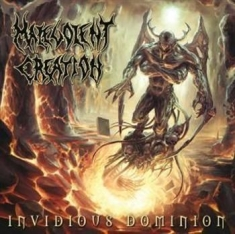 Malevolent Creation - Invidious Dominion Ltd