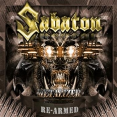 Sabaton - Metalizer Re-Armed (-CD)