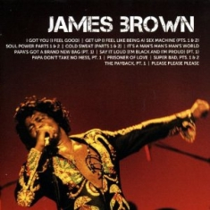 Brown James - Icon