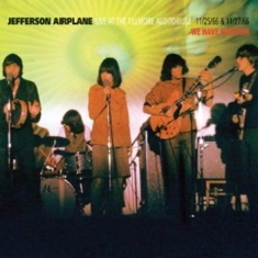 Jefferson Airplane - We Have Ignition (11/25+27/66)