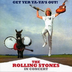 Rolling Stones - Get Yer Ya Ya's Out