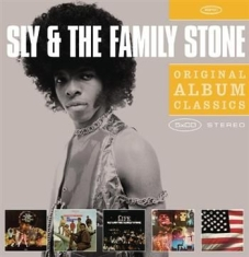 Sly & The Family Stone - Original Album Classics
