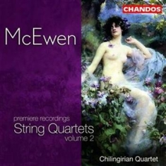 Mcewen - String Quartets 3, 6 And 13