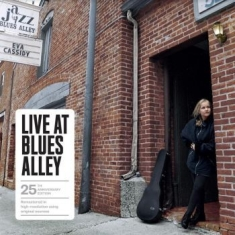 Cassidy Eva - Live At Blues Alley