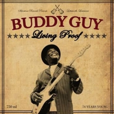 GUY BUDDY - Living Proof