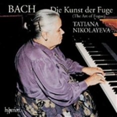 Bach, Johann Sebastian - Art Of Fugue
