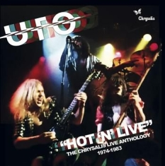 Ufo - Hot N' Live - The Chrysalis Li
