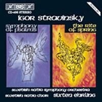 Stravinsky, Igor - Symphony Of Psalms / Rite Of S