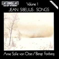 Sibelius, Jean - Songs Vol 1