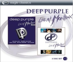 Deep Purple - Live At Montreux 1996 + 2006