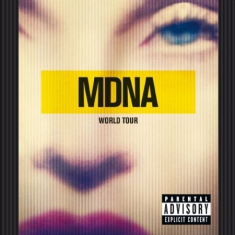 Madonna - Mdna World Tour - 2Cd