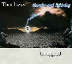 Thin Lizzy - Thunder & Lightning - Deluxe 2Cd